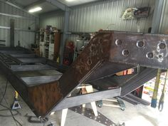 Big Dumb load trailer build - Page 3 - Pirate4x4.Com : 4x4 and Off-Road Forum