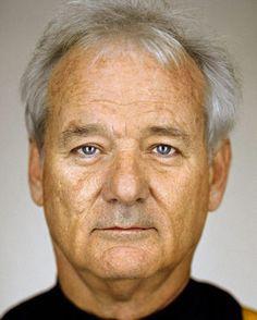Bill Murray - A Martin Schoeller Photograph