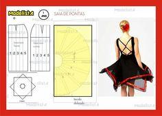 Falda de cuadro