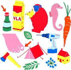 Illustration by Sue Doeksen (papercuts)