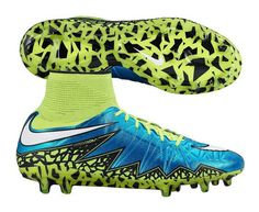 79aa093b9604  199.99 - Nike Women s Hypervenom Phantom II FG - Blue Lagoon White Volt  6.5  shoes  nike  running  athletic  women  departments  soccer   team sports  2015