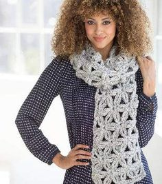 How To Make A Daisy Chain Scarf