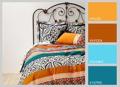 Paletas de Color (XV) - Colour Palettes