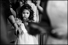 Watching the wedding vows... - http://www.rogerspictures.com/rivervale-barn-wedding-photography