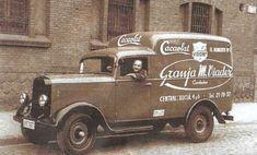 vehicle repartiment Granja Viader 1931