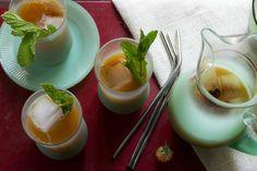 Plantation-style lemongrass & cinnamon iced tea