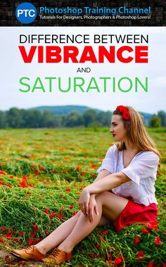 In this tutorial, you will learn the difference between Saturation and Virbrance in Photoshop.
