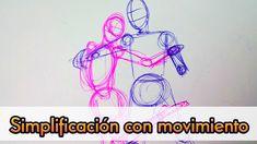 Curso de dibujo Cap. 21 Simplificación en movimiento | ArtGio