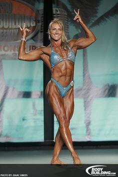 Nekole Hamrick - 2013 IFBB PBW Tampa Pro Women