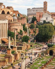 Where does one begin to start when discussing Italy. Well, if you intend to travel there, Rome and Venice are good places to start. Places Around The World, Oh The Places You'll Go, Places To Travel, Places To Visit, Around The Worlds, Rome Travel, Italy Travel, Wonderful Places, Beautiful Places