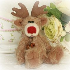 Really awesome Reindeer Sewing Patterns! | Funky Friends Factory