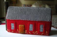 Red House doorstop