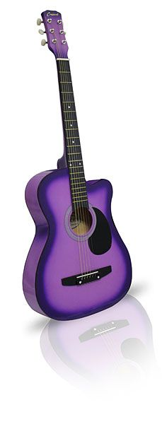 deep purple guitar - it´ll make you feel like an original!