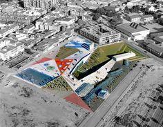 Biblioteca Pública Municipal y Parque de Lectura / Martín Lejarraga