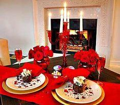 Préparez une belle table pour la Saint-Valentin !