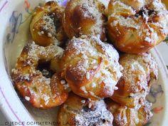 Kysnuté muffiny s lubovolnou plnkou » O jedle ochutenom láskou