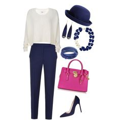Navy fashion Navy, Polyvore, Fashion, Moda, Fasion, Marine Corps