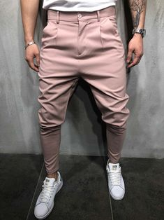 One great thing about men's fashion is that while most trends come and go, men's wear remains stylish and classy. However, for you to remain stylish, there are men's fashion tips you need to observe. Casual Outfits, Men Casual, Men's Outfits, Casual Styles, Casual Wear, Mens Joggers, Mens Trousers Casual, Next Clothes, Jackett