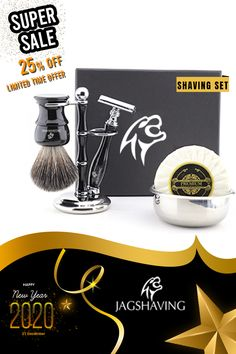 At Jag Shaving, we carry high quality shaving & grooming products for Men.We offer reasonable prices and all our products are manufactured by world's best companies. Shaving Set, Shaving Razor, Shaving & Grooming, Grooming Kit, Shaving Products, Happy Year, Good Company, Meet, Luxury