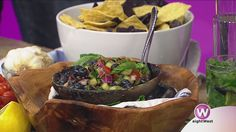LIVE on NBC - David from A Bachelor and His Grill - Blueberry Pico de Gallo | Blueberry-Balsamic BBQ Chicken | Blueberry-Mint Mojitos