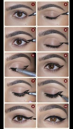 Wings & PERFECT Eyebrows !