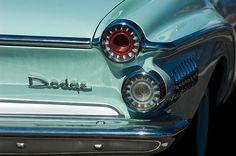 1962 Dodge Dart Taillight -  Photo by Jill Reger