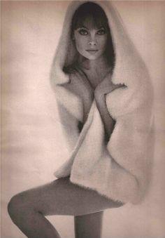 Jean Shrimpton 1963