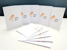 Bobby Robin festive notecards with matching envelopes perfect Greeting & Note Cards, Folded Cards, Envelopes, Bobby, Thank You Cards, Festive, Notes, Feelings, Paper