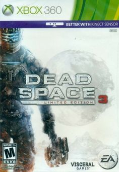 Dead Space 3: Limited Edition (Xbox360)
