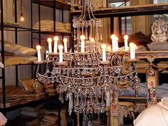 1000 Images About Antique Crystal Chandelier To Decorate Your Home In Style