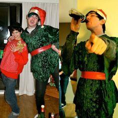 Elf Josh hahahaha I just love him so much.