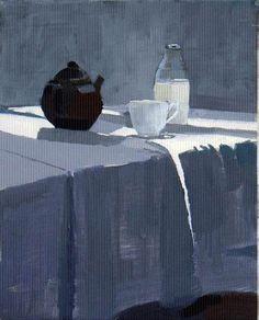 Grey Tea by Susan Ashworth