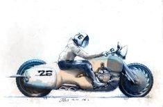 Ottonero Cafe Racer: 2680