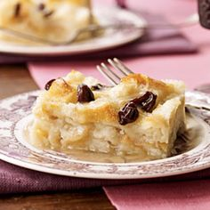 Bourbon Bread Pudding | MyRecipes.com