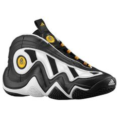 size 40 5cdeb 0adc4 adidas Crazy 97 - Men's - Basketball - Shoes - Creole Blue/Purple/Gold