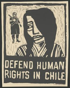 Defend human rights in Chile | Library of Congress