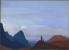 Waiting - Nicholas Roerich