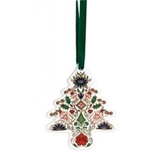 Royal Crown Derby Christmas Tree Decoration