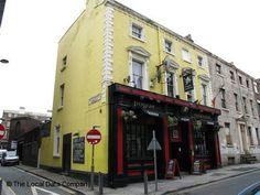 Pogue Mahone pub, Liverpool Long Gone, Liverpool, Ireland, Street View, Places, Irish, Lugares