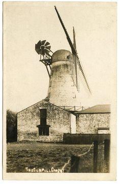 Old Rare Postcard The Old Mill Crosby Liverpool Unused (Ref: AK454)   eBay