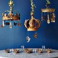 Embellished crowns