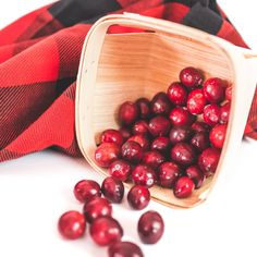 Cranberry season! Cranberry sauce cranberry cocktail cranberry muffins or cranberry chicken.... the options are endless. How do you incorporate cranberries into your fall dinner party dish?