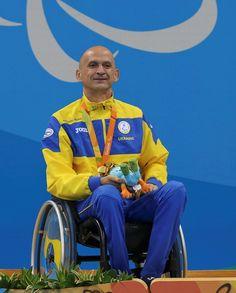 """Український плавець Геннадій Бойко здобув """"золото"""" і встановив світовий рекорд в #Rio2016 http://centernews.com.ua/?p=27661"""