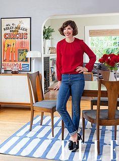 Inside Carrie Brownstein's 'Portlandia' bungalow