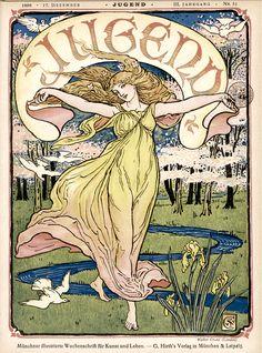 Jugend Magazine, December  1898