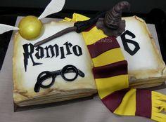Harry Potter Cake para Ramiro | Flickr - Photo Sharing!