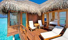 Water Bungalows: Maldives