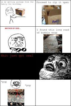 Hilarious Rage Comics (31 pics)