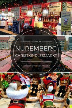 The Nuremberg Christmas Market is undoubtedly Germany's most famous Christmas market and here are 10 reasons why it should be on your holiday travel list! via travel 10 Reasons to Go to Nuremberg's Christkindlesmarkt Nuremberg Christmas Market, Christmas Markets Germany, German Christmas Markets, Christmas Markets Europe, Christmas Travel, Old Christmas, Holiday Travel, Christmas Vacation, Christmas Destinations