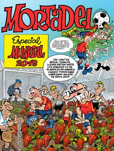 Buy Especial Mundial 2018 (Números especiales Mortadelo y Filemón) by Francisco Ibáñez and Read this Book on Kobo's Free Apps. Discover Kobo's Vast Collection of Ebooks and Audiobooks Today - Over 4 Million Titles! Tapas, Ibanez, Free Apps, Audiobooks, This Book, Ebooks, Comic Books, Humor, Reading